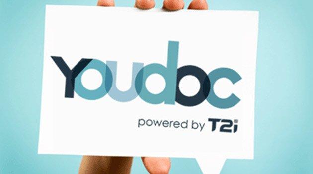 Logo Youdoc Groupe T2i