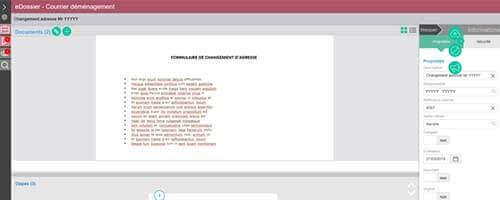 workflow circulation document